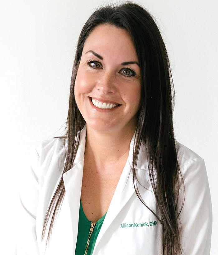 Dr. Allison Konick - Kind Smiles Dental Health